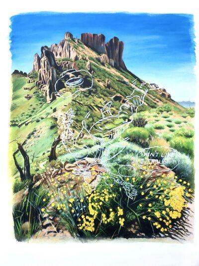Ken Craft, 'Along Lost Mine Trail', 2018