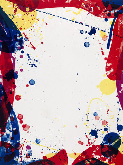 Sam Francis, 'Untitled', 1967