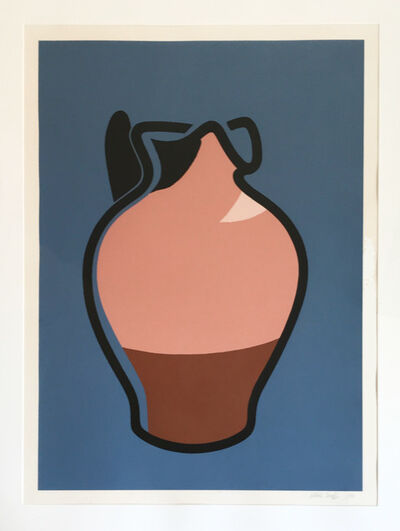 Patrick Caulfield, 'Brown Jug', 1982