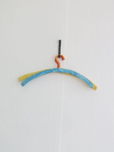 Rose Eken, 'Hook with Coat Hangers ', 2015