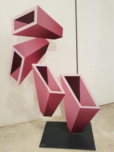 Daniel Sanseviero, ' mauve sculpture', 21t Century