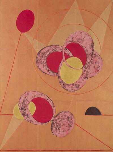 Mario Velez, 'Mechanism whit elliptical plane', 2013-2014