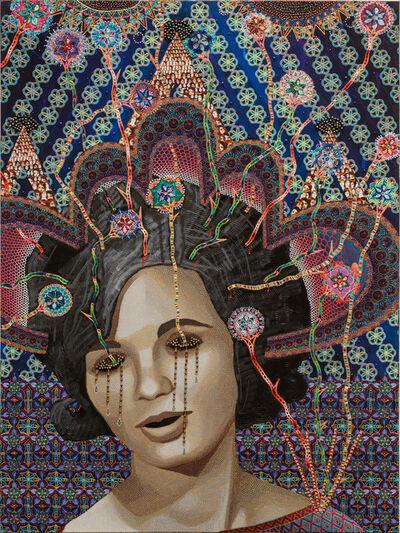 Asad Faulwell, 'Les Femmes D'Alger #71'