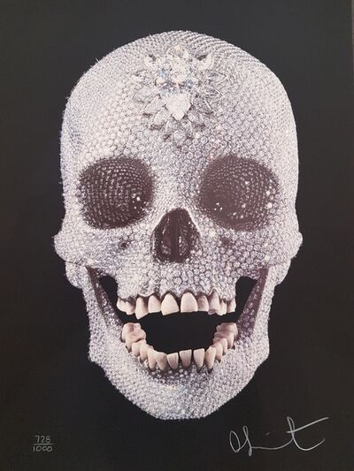 Damien Hirst, 'For The Love of God Believe ', 2007