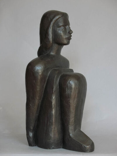 Richard Barnet, 'Seated Figure', 2002