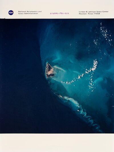 NASA, 'Earth view, Bimini Islands, Bahamas', 1998