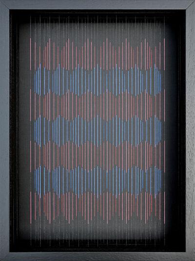 Paolo Cavinato, 'Iridescence #19 (blanket)', 2019