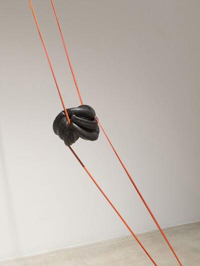Teresa Solar, 'Crushed by pressure, strain insulation', 2017