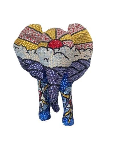 Metis Atash, 'Elephant Fairytales', 2021