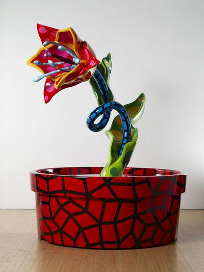 Yayoi Kusama, 'Tulip with All my Love 3-1', 2011