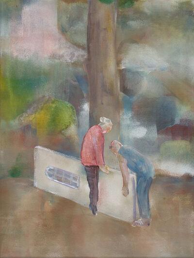 Peter Busch, 'Door', 2018