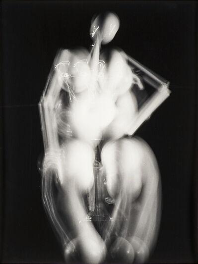 Philippe Halsman, 'Dali Light Sculpture from the Dali/Halsman portfolio'