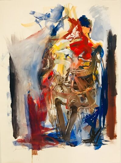 Walter Quirt, 'Untitled (35)', 1962