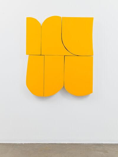 Andrew Zimmerman, 'Golden Yellow', 2019