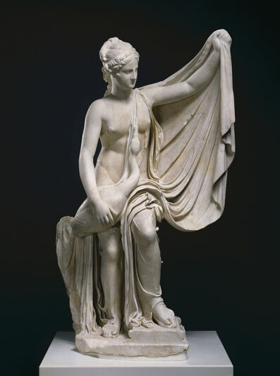 'Statue of Leda and the Swan',  1st century