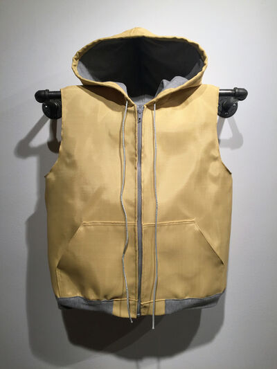 Erika Diamond, 'J Hoodie (from Imminent Peril: Queer Collection Series)', 2018