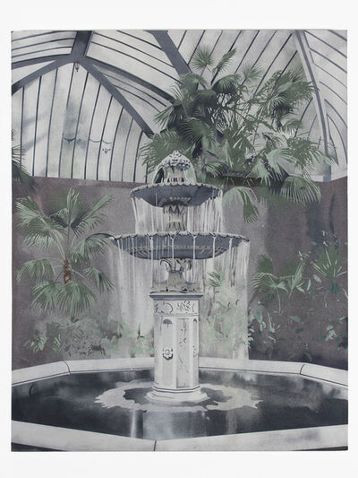 Cynthia Talmadge, 'In The Conservatory', 2019