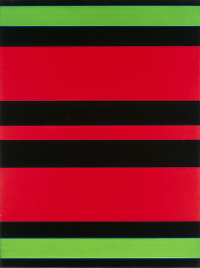 Günter Fruhtrunk, 'Ohne Titel (Sicht)/ Untitled (View)', 1975
