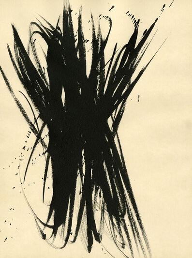 Hans Hartung, '073-105', 1956