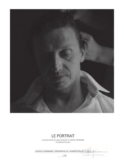 Ludovic Chemarin©, 'Le portrait', 2015