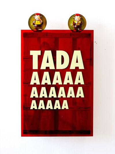 Murray Gaylard, 'Tadaaaaaaaa', 2015