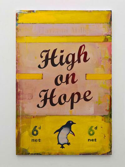 Harland Miller, 'High On Hope', 2016