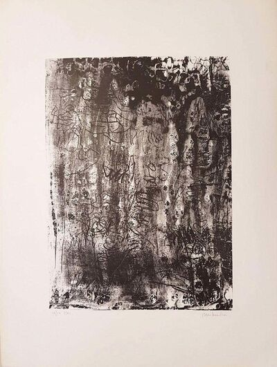 Vasco Bendini, 'Untitled ', 1961