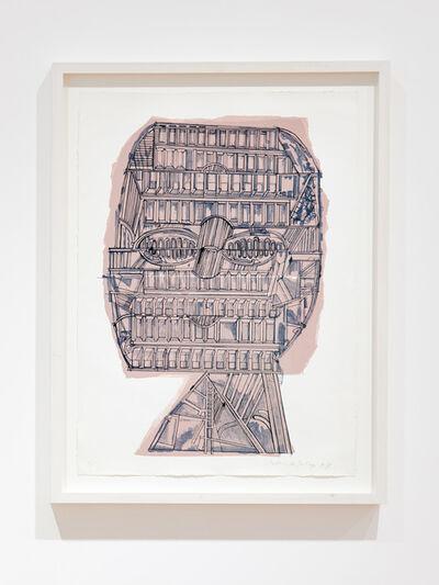Eduardo Paolozzi, 'Hero As Riddle', 1963