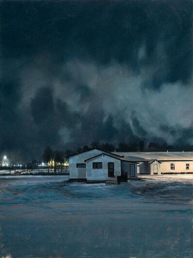 Nicola Nannini, 'Neve/Notte N.2', 2019