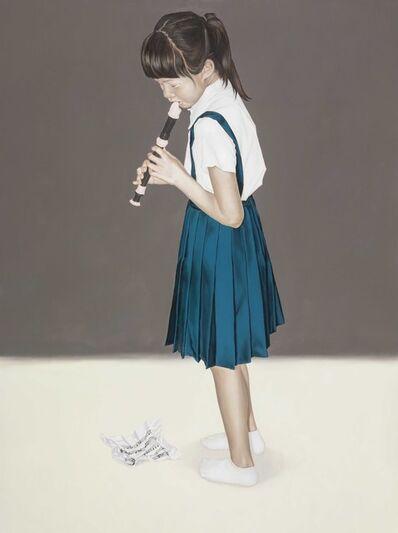 Yih-Han Wu, 'Recorder Practice V', 2014