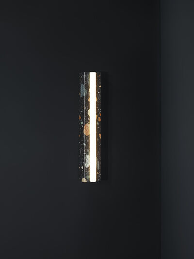 Max Lamb, 'Marmoreal Wall Light', 2015