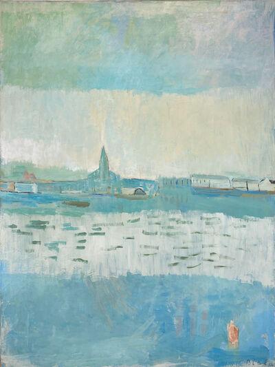 Janice Biala, 'Blue Venice', 1995