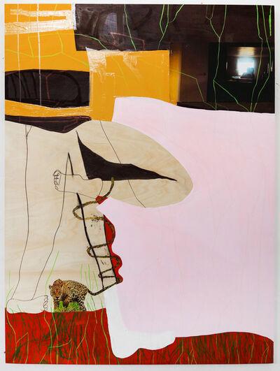 Dani Leventhal ReStack, 'Tube Socked', 2021