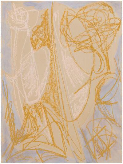Lee Krasner, 'Untitled', 1962