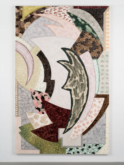 Rebecca Morris, 'Untitled (#06-16)', 2016