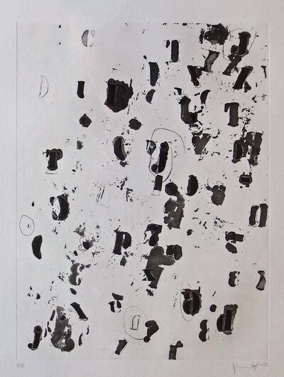 Glenn Ligon, 'Debris Field II', 2015
