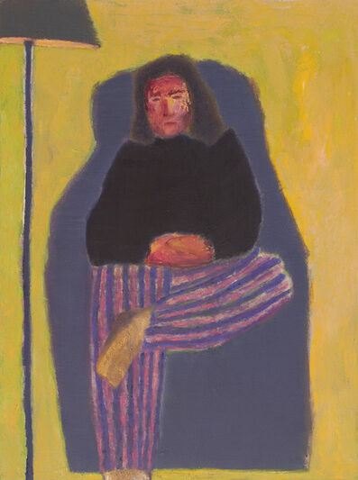 Francisco Rocha Salazar, 'Jasper Johns', 2019
