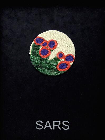 Ruth Cuthand, 'SARS', 2011