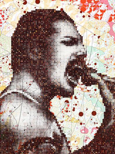 Tom Tor, 'Freddie Mercury', 2018