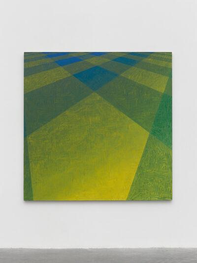 Peter Schuyff, 'Blue', 1986