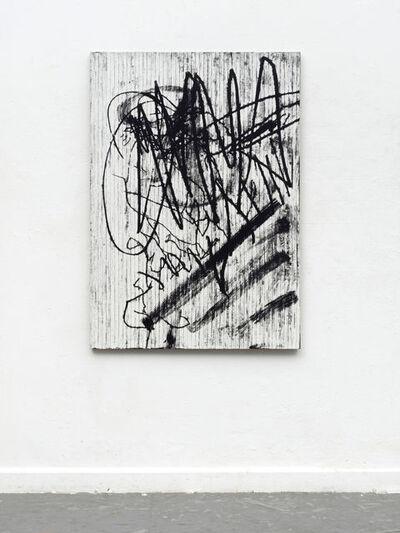 """Gregor Hildebrandt, '""""Der dunkle Gesang des Kanarienvogels""""', 2019"""