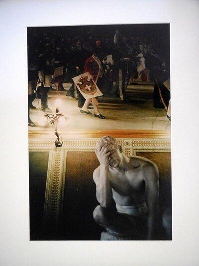 Joel Meyerowitz, 'Tuscany, Statue, Siena 1996', 20th Century