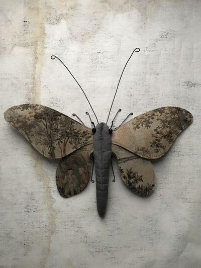 Larysa Bernhardt, 'Moth Fairy IV', 2020