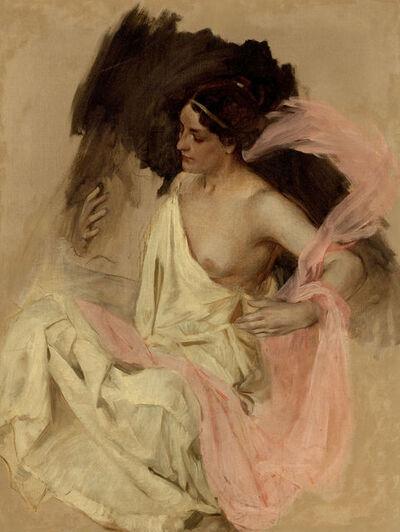 Joseph Christian Leyendecker, 'Figure Study'