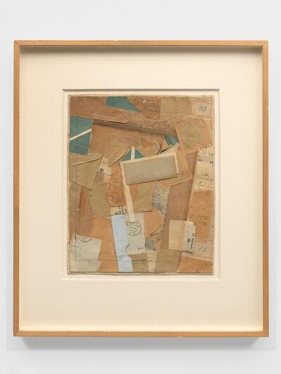 Kurt Schwitters, 'Ohne Titel (Frankreich)', 1946-47