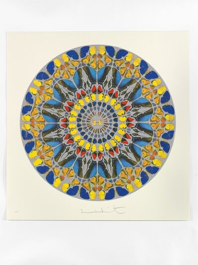 Damien Hirst, 'Psalm: Confitebor tibi', 2009