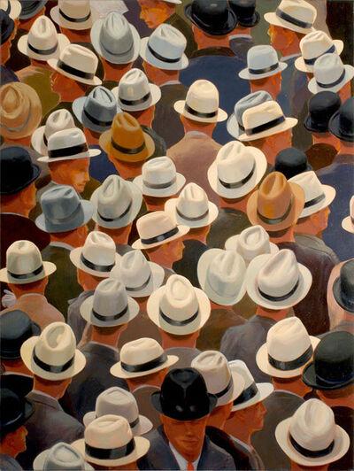 Greg Drasler, 'Shuffle', 2009