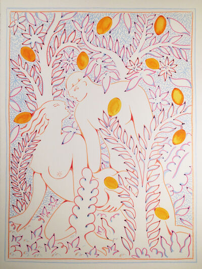 ALPHACHANNELING, 'Wild Life - Orange Grove in the Morning ', 2016