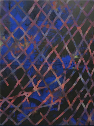Paul Amundarain, 'Grid Painting', 2015