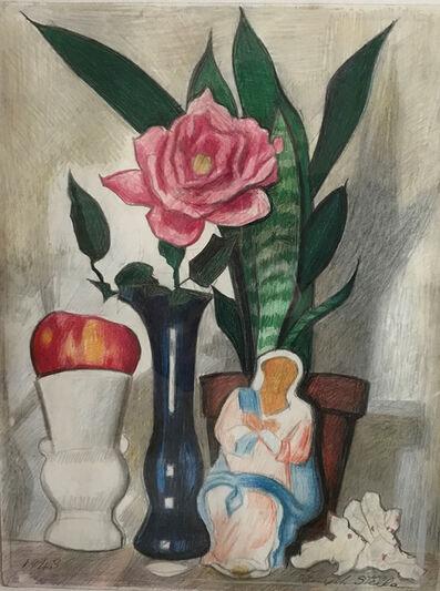 Joseph Stella, 'Still Life (Figurine)', 1943